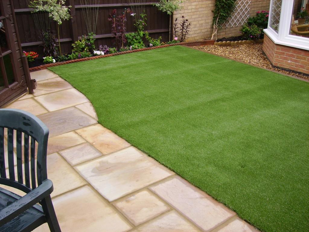 Woburn Artificial Grass Installation