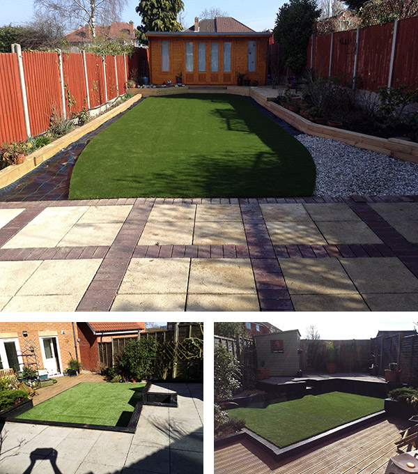 Examples Of Our Garden Installations