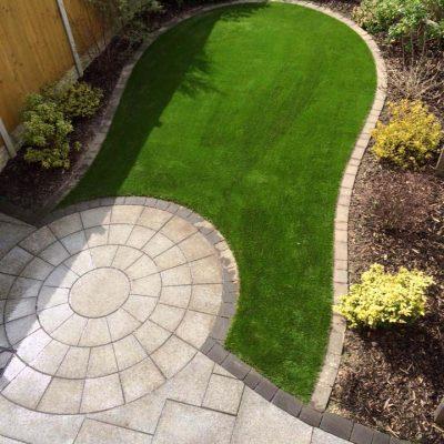 Stratford Artificial grass installation