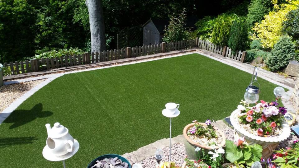 Quickgrass Installation