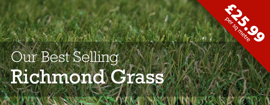 Our Best Selling Richmond Artificial Grass