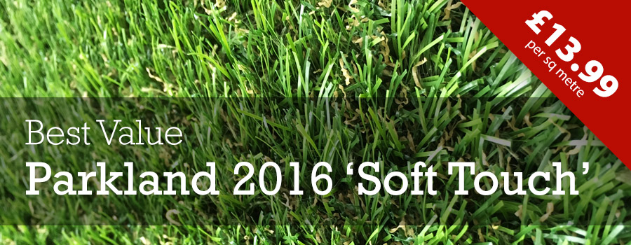 New Parkland 2016 Artificial Grass