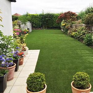 Amazing Garden Transformations Artificial Grass In London