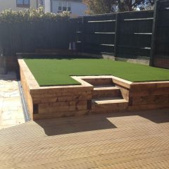 Artificial grass Somerset