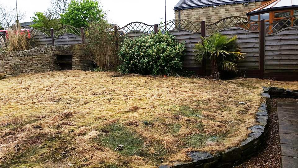 SCP Landscaping Installation Huddersfield