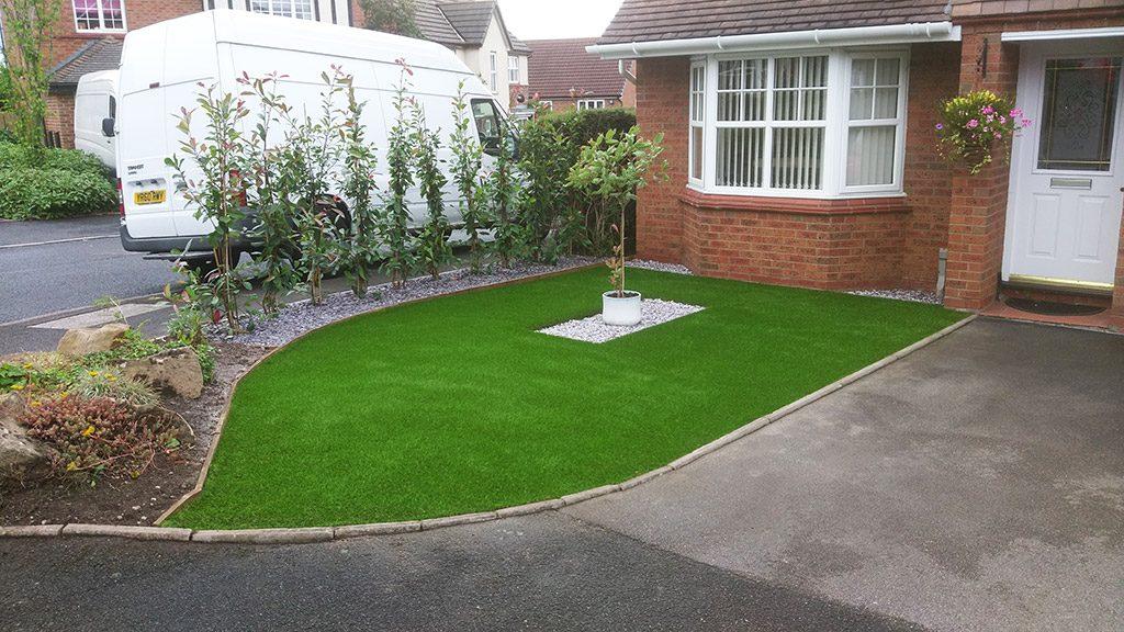 After Quickgrass Artificial Grass