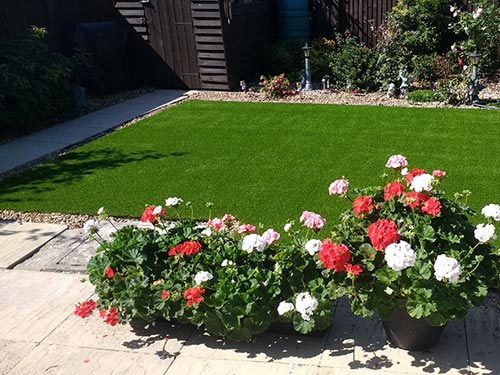 Artificial Grass Install Evesham