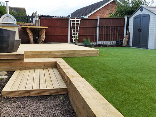 SCP Landscapes Artificial Grass Installers