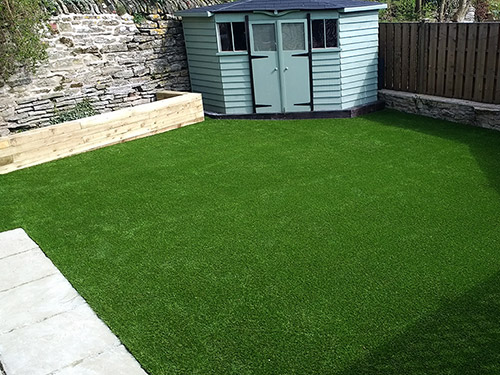 Super Grass Worcester Install
