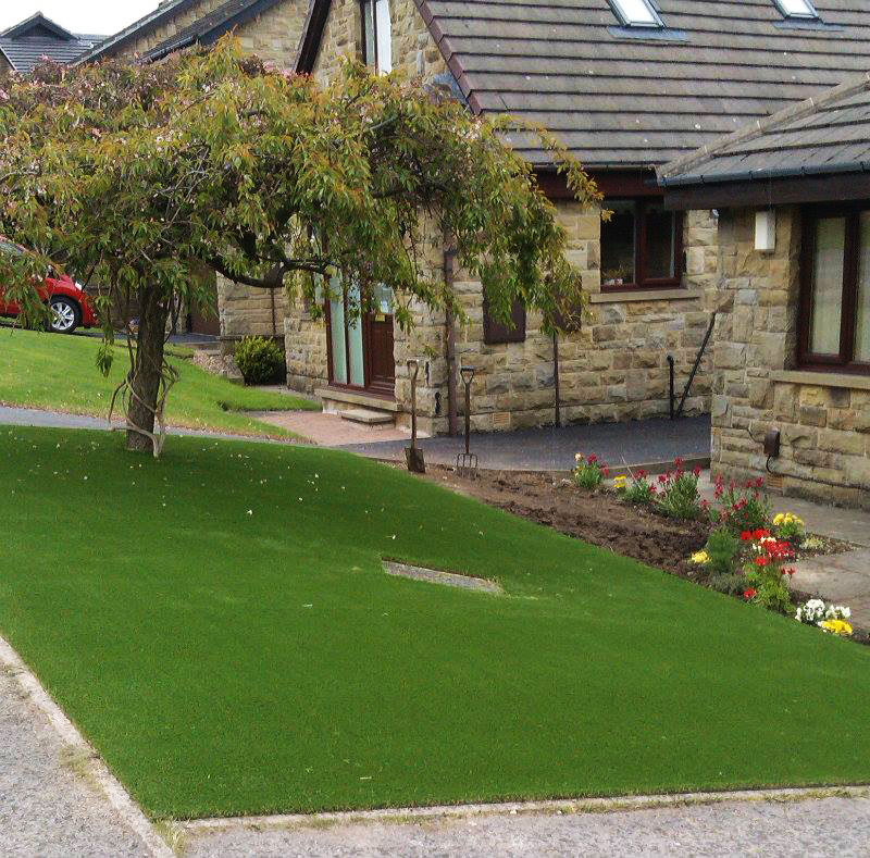 TR Landscape Contracting Artificial Grass Huddersfield