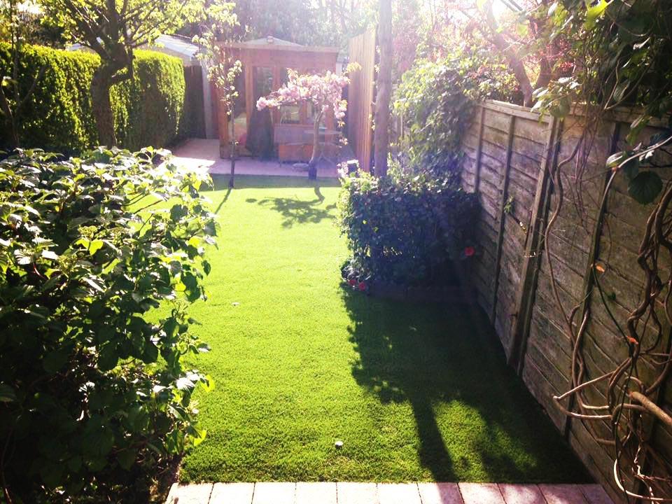Artificial Grass Install Birmingham by Landscapia