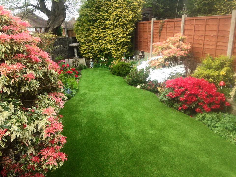 Artificial Grass Install West Midlands