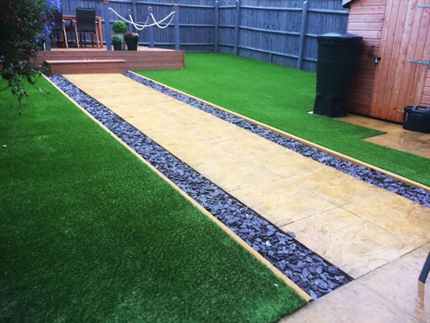 Artificial Grass Installation Worcester