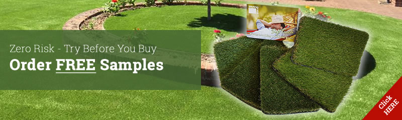 Request FREE Artificial grass Samples