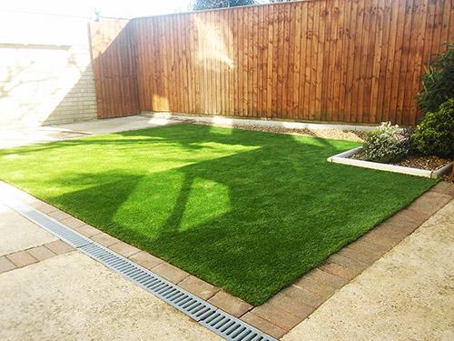 Grass Installation Grimsby