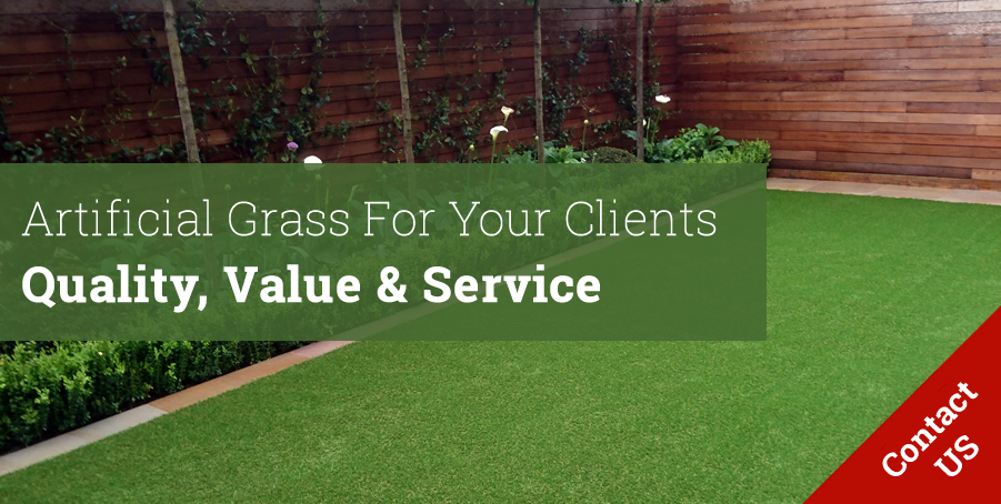 artificial grass for garden designers