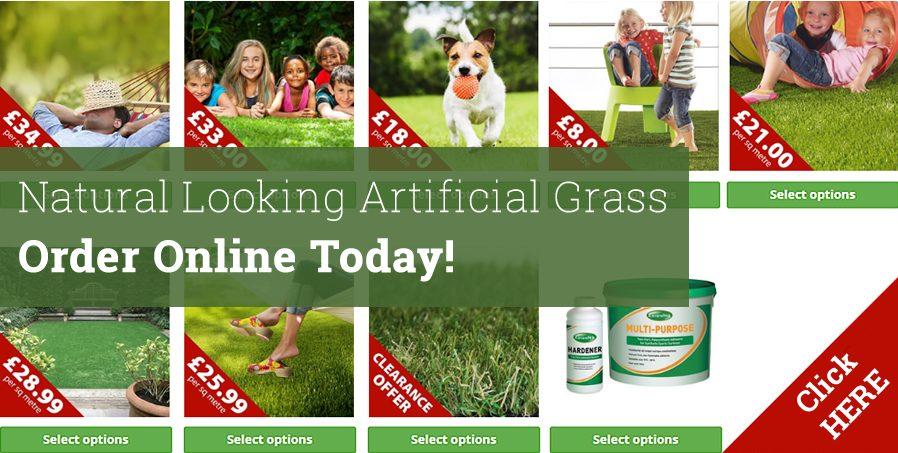 Buy Artificial Grass Online