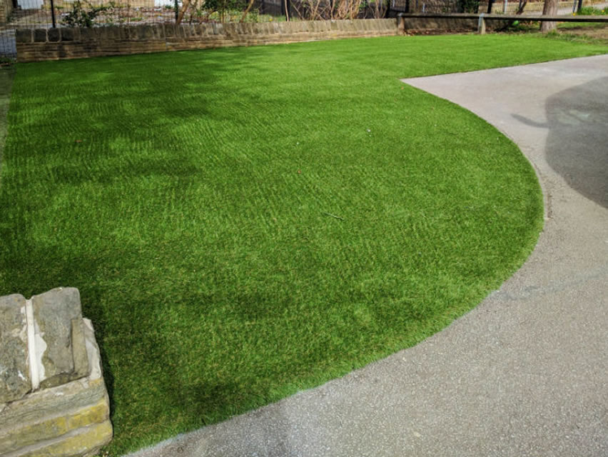 Artificial Grass - Primary School, Sheffield