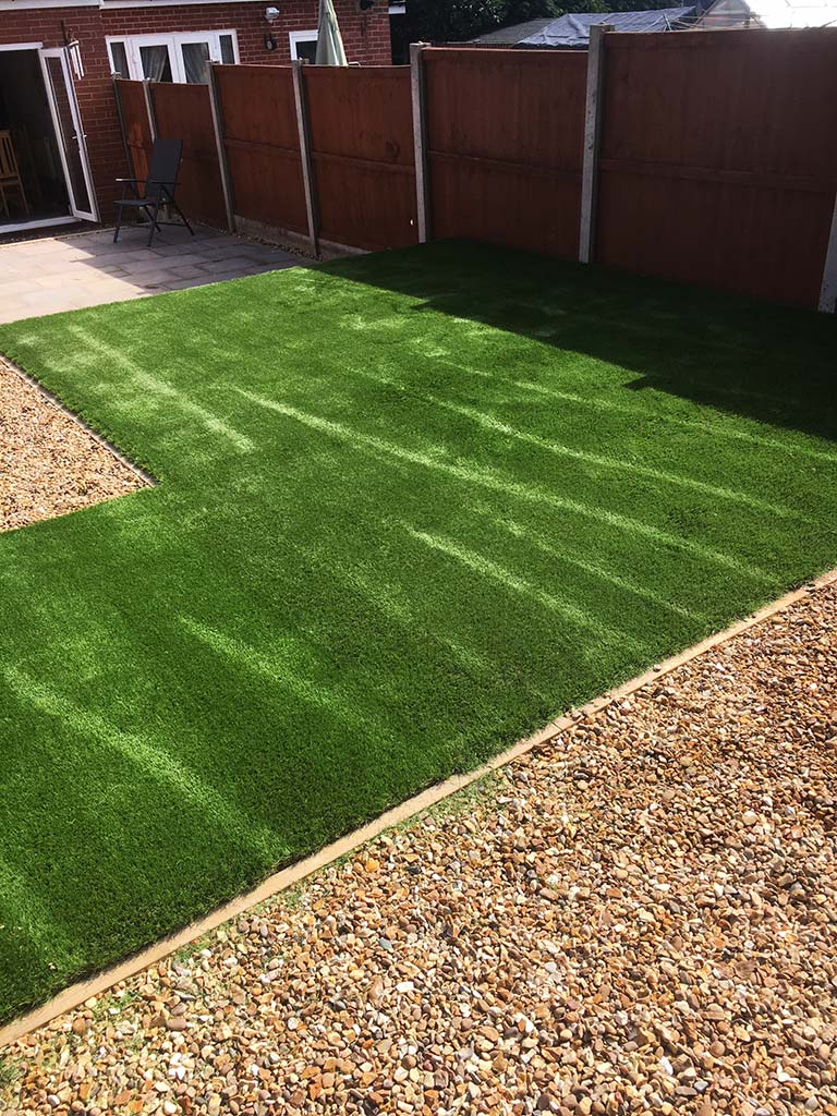 Artificial Grass Install Stoke on Trent