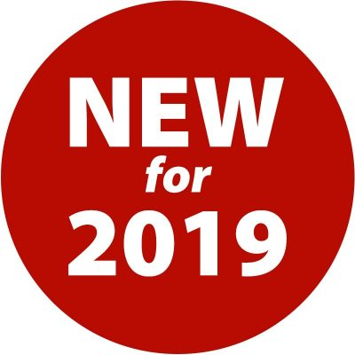 New artificial grass ranges for 2019