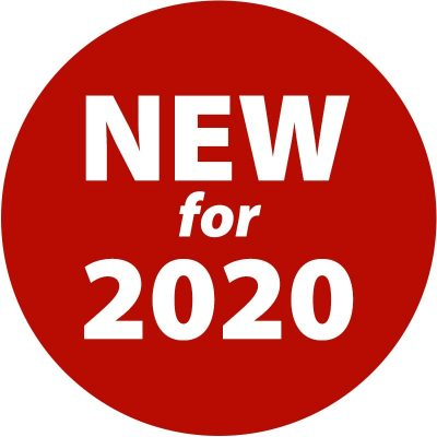 New artificial grass ranges for 2020