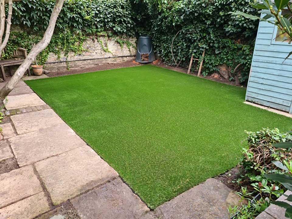 Quickgrass Artificial Grass Installation South West London