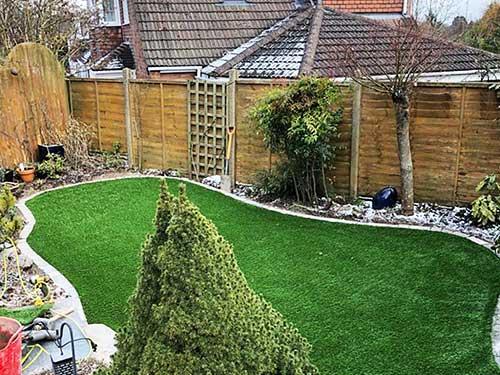 Artificial Grass Install Rubery - No Grow No Mow Ltd
