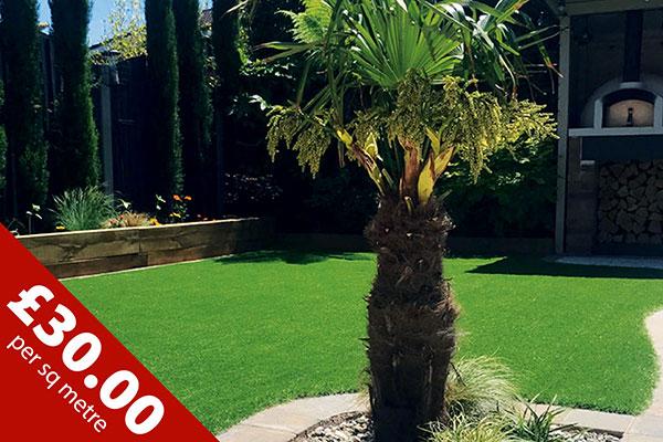 Quickgrass Luxury PU 40 Artificial Grass